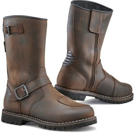 BUTY TCX FUEL WP BROWN