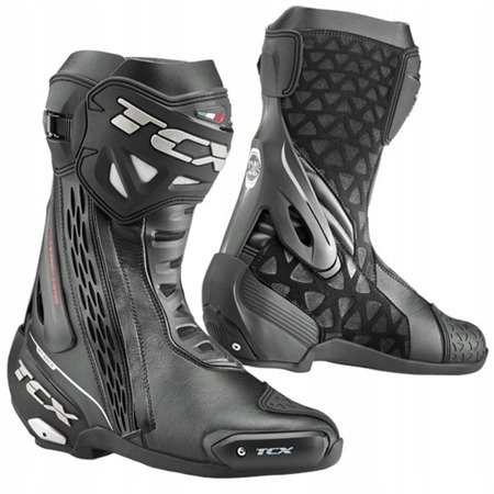 BUTY TCX RT-RACE BLACK
