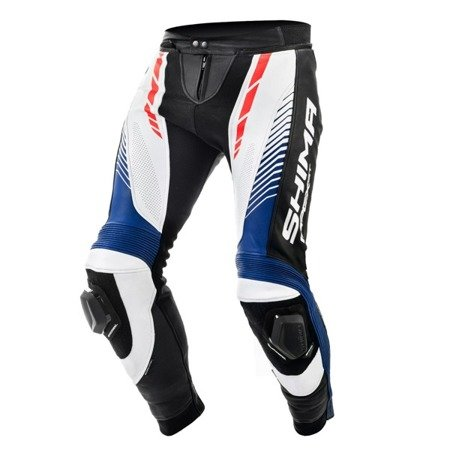 SHIMA APEX PANTS RED FLUO