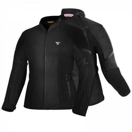 SHIMA JET JACKET BLACK LADY